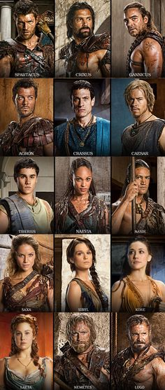 spartacus war of the damned episode 1 polly streaming