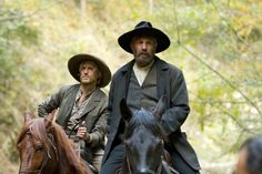 """History Channel's 2012 miniseries """"The Hatfields & McCoys"""" is a well-done, and even reasonably accurate from a historical perspective, look at the famous Appalachian family feud."""