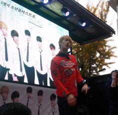 [14.11.15] Meet U Project - SanHa