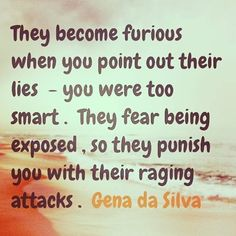 Narcissists fear exposure. #phony #evil #poser #narcissist -- Photo from Gena DeSilva @ global_transformations on Instagram