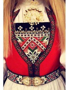 Hardanger Embroidery, Diva, Ethnic, Folk, Traditional, Dress, Gowns, Forks, Dresses