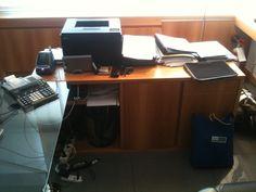 Ufficio direzionale - particolare d'arredo