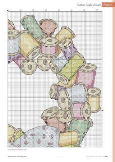 Gallery.ru / Фото #29 - The world of cross stitching 239 - tymannost