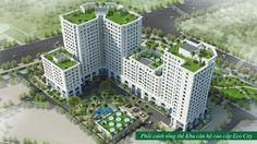 Dự Án Chung Cư Eco City Việt Hưng - Long Biên