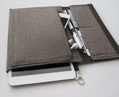 Tablet Keeper Mini in Dapper for iPad Mini Nexus 7 by rockitbot, $55.00