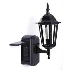 outdoor wall light with built in outlet photo - 4 | No Place Like ...