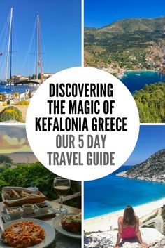 Discovering the Magic of Kefalonia, Greece: Our 5 Day Travel Guide | Greece Travel Tips | What To Do In Kefalonia | Greek Island Travel Itinerary | Best Of Greece | Where To Go In Greece | Kefalonia Travel Costs | Best European Backpacking Destinations