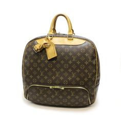 Louis Vuitton Evasion Monogram Luggage Brown Canvas M41443