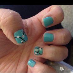 Cherry Blossom Nails...