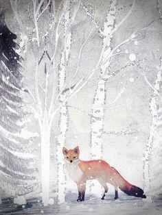 MR. WINTER FOX