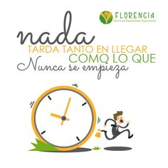 Terminamos la semana con esta buena frase ¡Feliz viernes! #Motivación #FrasesFlorencia #Yosoyempresario