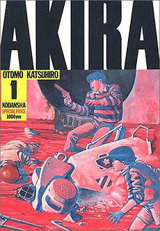 yeah guys I'm reading Akira right now on vol. 3 now
