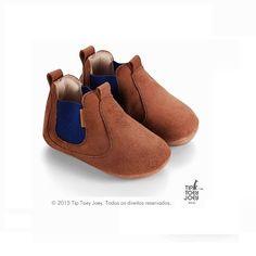a02dad82f6 Bota Tip Toey Joey New Kicky Marrom    laranjeiras kids Loja De Calçado  Infantil