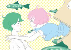 This HD wallpaper is about Anime, Crossover, Arakawa Under the Bridge, The Tatami Galaxy, Original wallpaper dimensions is file size is The Tatami Galaxy, Anime Manga, Anime Art, Galaxy Hd, Chinese Cartoon, Latest Hd Wallpapers, Female Anime, Galaxy Wallpaper, Wallpaper Desktop