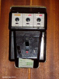 objetosdoutrostempos: Quadro eléctrico