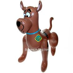 ff9731c072e8 Scooby Doo 35″ Inflatable Doll Party Decor Balloon « Game Searches Balloon  Games