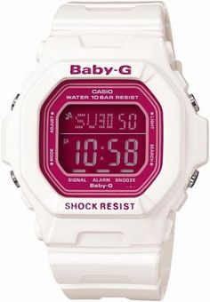 [カシオ]CASIO 腕時計 Baby-G ベビージー Baby-G Candy Colors BG-5601-7JF レディース Baby-G(ベビージー), http://www.amazon.co.jp/gp/product/B001D0NH7E/ref=cm_sw_r_pi_alp_rxt3qb09NVK2Y