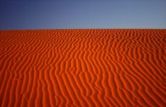Windorah, Queensland, Australia, on 64 ASA Kodachrome, nothing did RED like Kodachrome