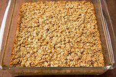 Amish Baked Oatmeal   Cooking Classy