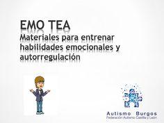 EMO TEA Materiales para entrenar habilidades emocionales y autorregulación Aspergers, My Tea, Emotional Intelligence, School Counseling, Social Skills, Speech Therapy, Activities For Kids, Psychology, Author