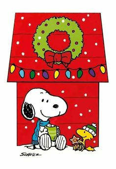 christmas cartoon Peanuts Snoopy Dog House Christmas Cards With Decorated Storage Box, Box of 16 Christmas Doodles, Peanuts Christmas, Christmas Cartoons, Charlie Brown Christmas, Christmas Characters, Christmas Lights Wallpaper, Diy Christmas Lights, Decorating With Christmas Lights, Christmas Fun
