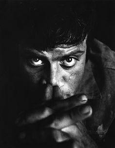 Oliver Reed (1938-1999) - English actor. Photo © Horst Tappe