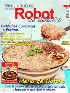 TeleCulinária Robot de Cozinha Nº 33 – Outubro 2010