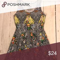 Zelda dress Size small✨very gently worn✨like new Dresses Midi
