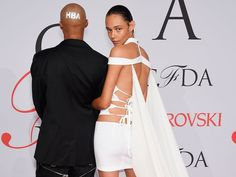 Le fashion cool du jour : Hood by Air aux CDFA Awards - Grazia