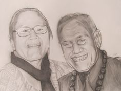 Portraits of Samoan Families