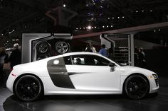 2015 Audi R8 V10 plus
