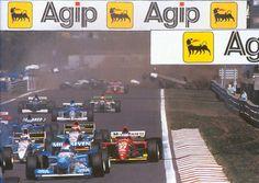 f1 Além da ultrapassagem de Schumy, o GP português de 1995 ficou marcado pela obra-prima de Ukyo Kata(gr)yama,