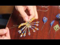 Como hacer Tembleques - Tapa Oreja de Colores - Parte 6 - YouTube