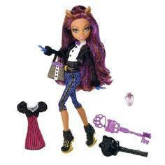 Monster High Sweet 1600 Clawdeen Wolf Doll$59.99