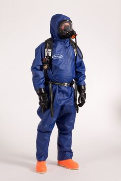 Complete protection from chemicals and gases