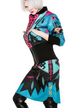 skirt & jacket ETHNIC #skirt #jacket #fashion