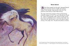 Raven Dancer, Pony Ponderings, Inspiration Cards
