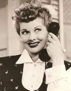 I Love Lucy is about a lady named Lucy and her hilarious mishaps with her husband Ricky and her friends Fred and Ethel. A classic 50's show.