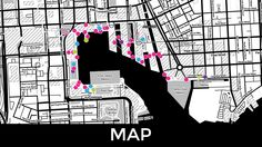 Map: Light City Baltimore Find attractions, food and beverage, art exhibits and music performances during the week-long event. Art Installations Take To Ro - Bridge of LightsArtists: Baltimore Kawasaki Sister City Committee with Jessica Searfino (Baltimore, MD) Anchored by the existing Japanese...