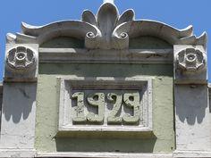 Cacería Tipográfica N° 71: 1929, año de construcción en el local del Club Arequipa, ubicado en el Centro Histórico.