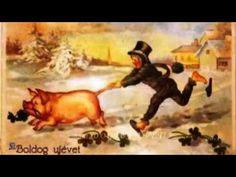 Vidám Szilvesztert Boldog Új Évet - is - Happy new Year Happy New Year Youtube, Painting, Art, Google, Happy New Year, Art Background, Painting Art, Kunst, Paintings