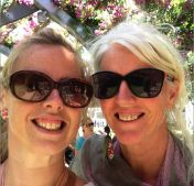 """Susan and Carrie, mother and daughter, on quitting sugar: """"We're happy, healthy, sugar-free and 41 kilos lighter!"""" #IQS #sugarfree #health"""