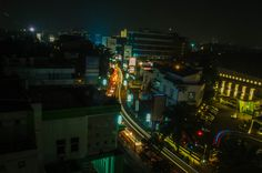 Jakarta - Kemang by night