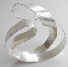 Reiko Ishiyama :: sterling silver bracelet