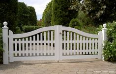 cottage driveway gates | ... gates of course with 25 years warranty 3 garden driveway gates