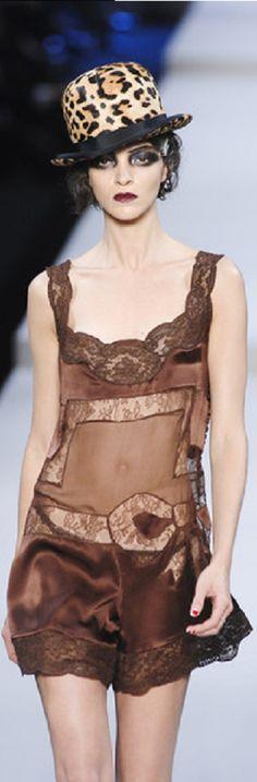 Christian Dior - spring 2008 - John Galliano
