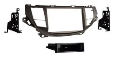 Metra - Installation Kit for 2008-2012 Honda Accord and Crosstour Vehicles with Navigation - Taupe (Brown)