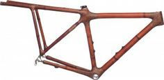integrated rear rack is a beautiful example of the flexibility in frame design afforded by our bamboo tubing and hemp fiber lugs.