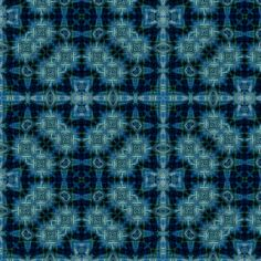 Blue_Neon_Cascade_08 by stradling_designs, click to purchase fabric