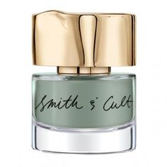 The Hottest Nail Colors Right Now - Smith & Cult in Bitter Buddhist from #InStyle